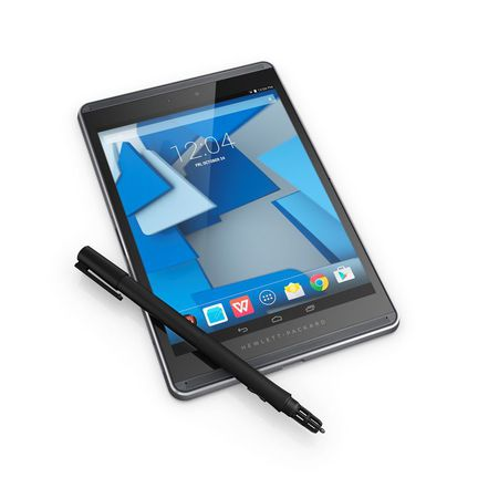 hp pro slate 8 12 deux tablettes android pro stylet