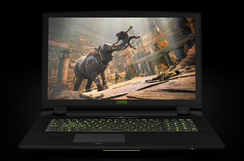 portable gamer xmg serie ultimate u505 u705 bases socket desktop