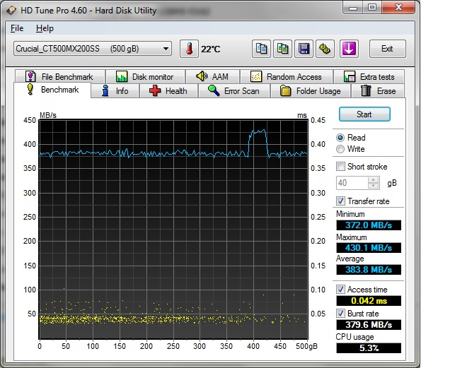 cowcotland preview ssd crucial mx200 500 go