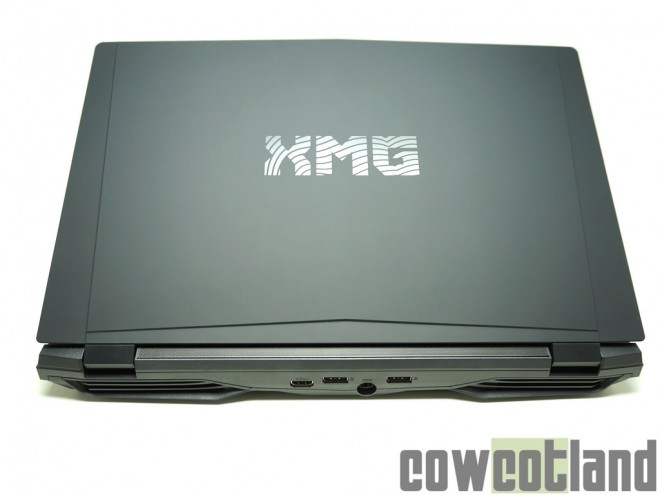 test pc portable gamer xmg u705 portable gamer. Black Bedroom Furniture Sets. Home Design Ideas