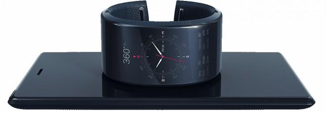 neptune duo un bracelet montre connect e 4g autonome sous android 5 0 objets connect s. Black Bedroom Furniture Sets. Home Design Ideas