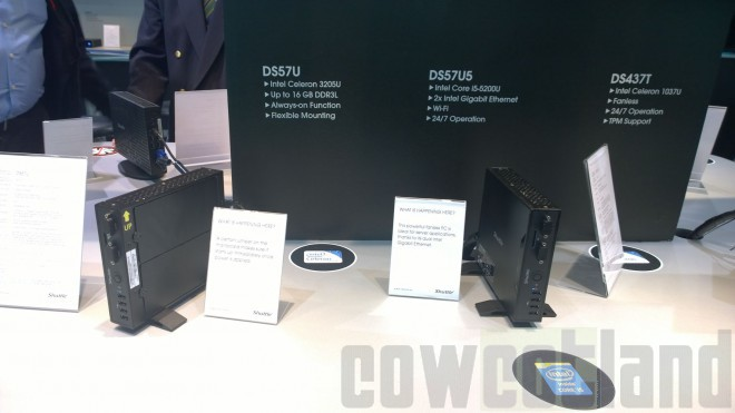 cebit 2015 shuttle bradwell fanless ds57u