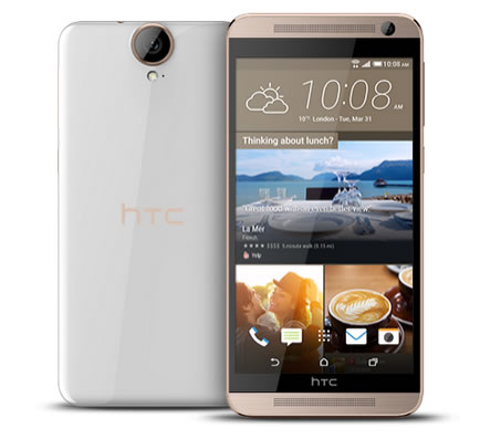 htc officialise smartphone one e9