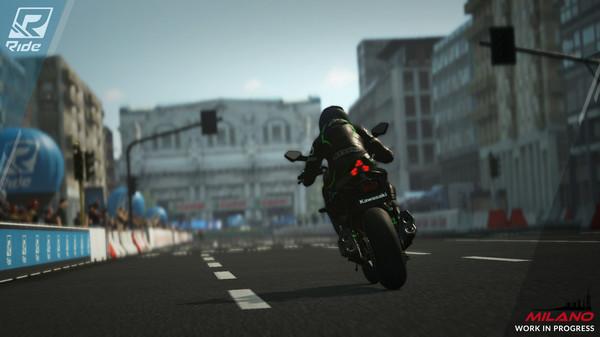 le jeu de moto ride s 39 offre une d mo jeux pc consoles. Black Bedroom Furniture Sets. Home Design Ideas