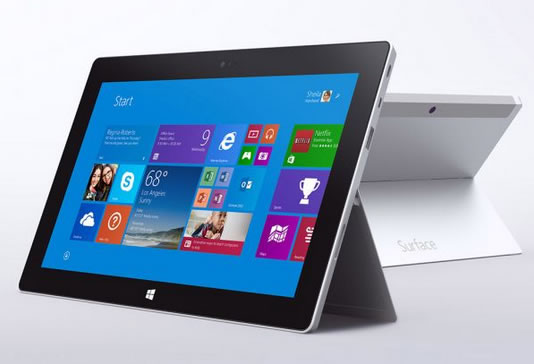 microsoft version 3 tablette surface