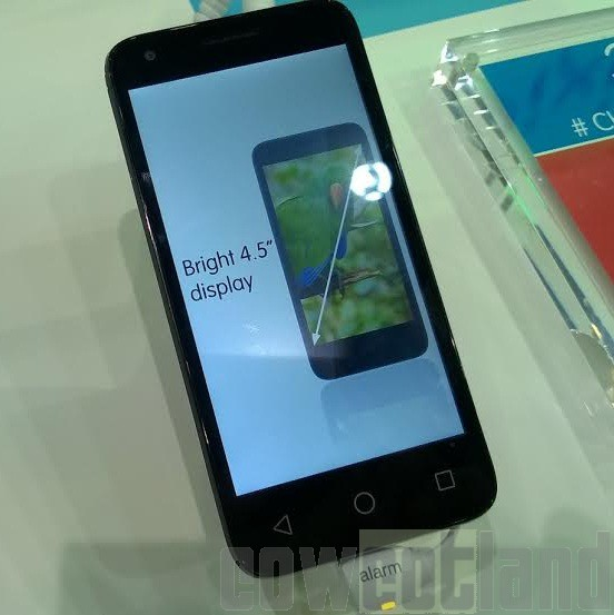 mwc 2015 alcatel onetouch pixi gamme smartphones complete