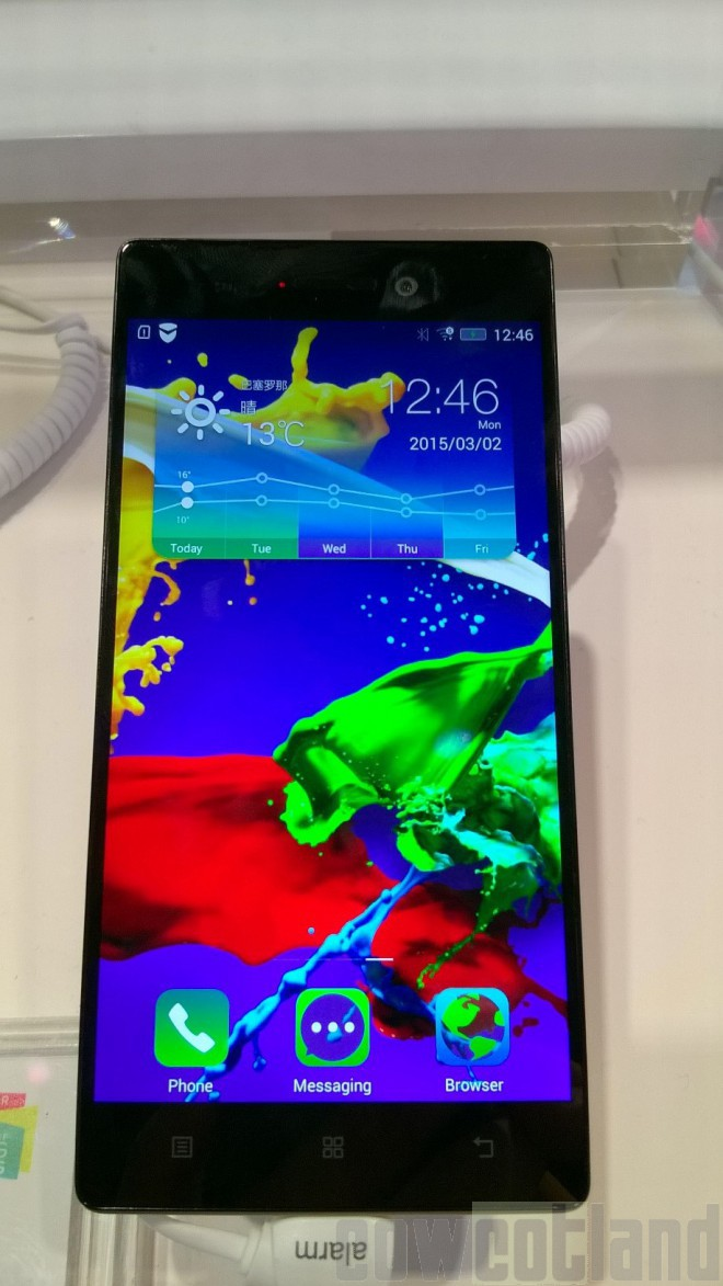 mwc 2015 lenovo vibe x2 pro smartphone special selfie