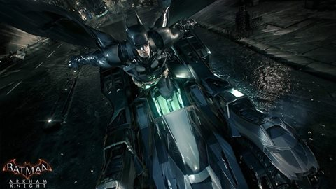 batman arkham knight configurations recommandees