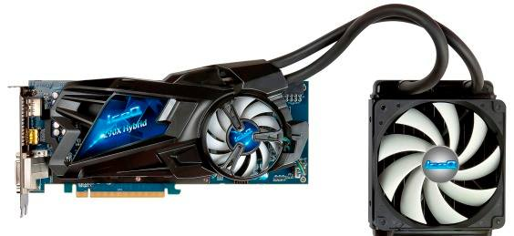 gpu amd hybrid iceq r9 290x hybrid 4gb limited edition