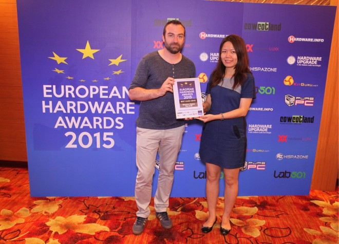 cowcotland european hardware awards photos ceremonie
