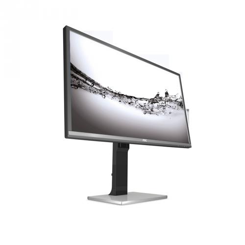 aoc deux nouveaux crans 32 pouces wqhd et 4k ecrans moniteurs. Black Bedroom Furniture Sets. Home Design Ideas