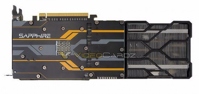 sapphire r9 radeon fury tri-x montre confirme specifications
