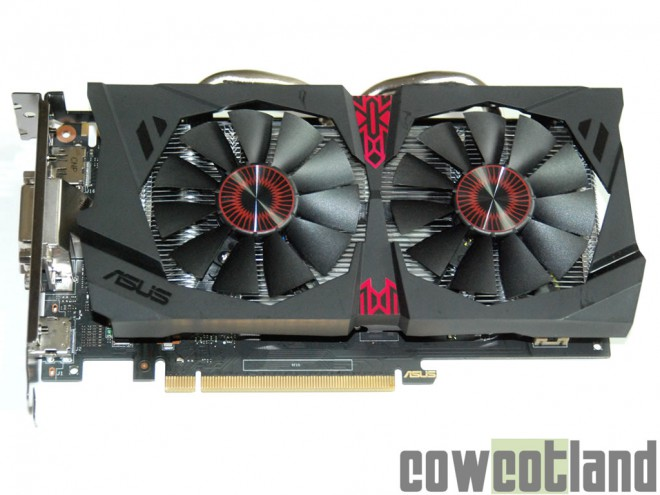 cowcotland test carte graphique asus gtx 950 strix sli