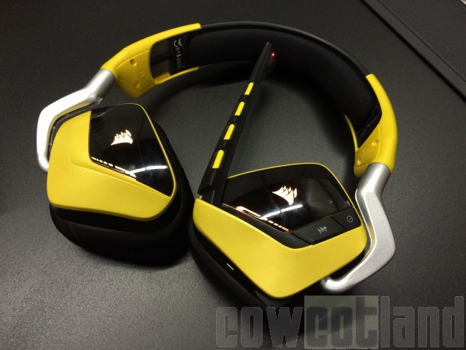 gamescom 2015 corsair casques gaming void