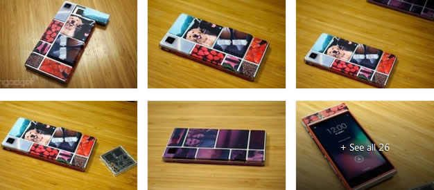 project ara google repousse telephone modulaire 2016