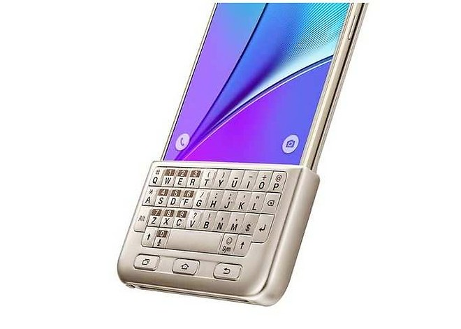 samsung d voile un clavier physique en accessoire pour ses smartphones t l phones portables. Black Bedroom Furniture Sets. Home Design Ideas