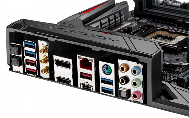 asus officialise carte mere maximus viii extreme