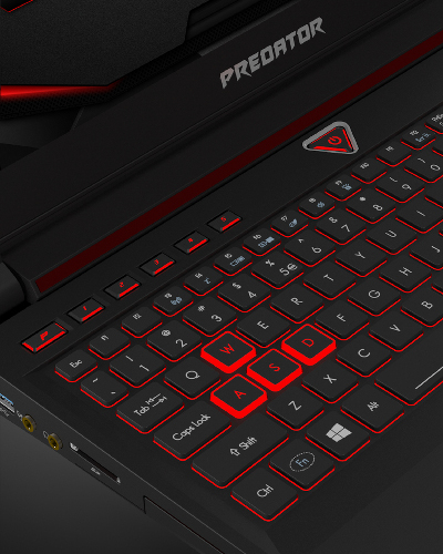 les pc portables gamer acer predator g9 s 39 invitent sous le sapin portable gamer. Black Bedroom Furniture Sets. Home Design Ideas