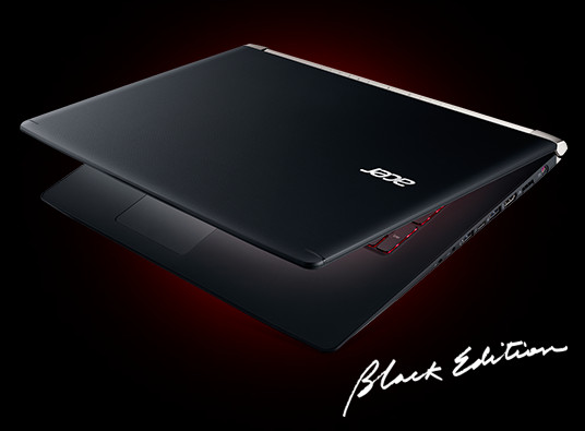 test le pc portable gamer acer v nitro black edition est. Black Bedroom Furniture Sets. Home Design Ideas