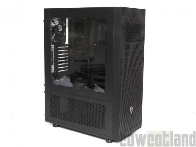 test boitier thermaltake core x71 bo tiers racks. Black Bedroom Furniture Sets. Home Design Ideas