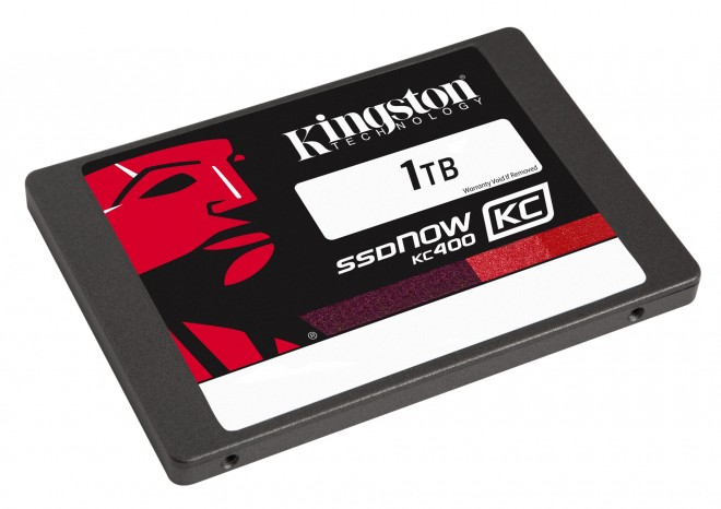 kingston annonce ssd kc400 1 to max