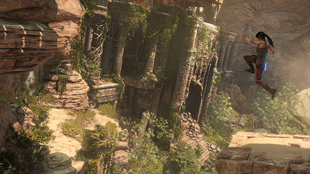 nvidia publie recommandations rise the tomb raider