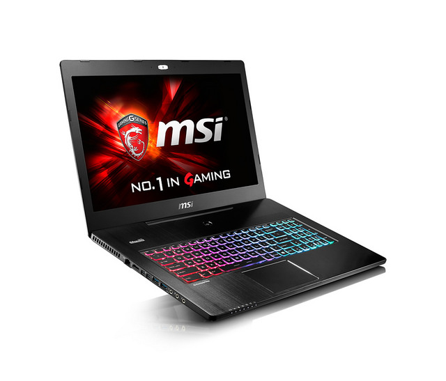 msi gs72 stealth pro le nouveau pc portable gamer 17 pouces ultra fin portable gamer. Black Bedroom Furniture Sets. Home Design Ideas
