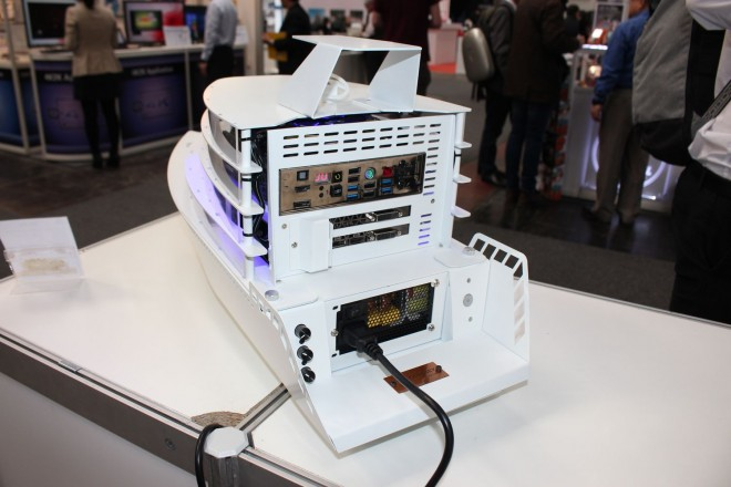 cebit 2016 retour original lian li pc-y6