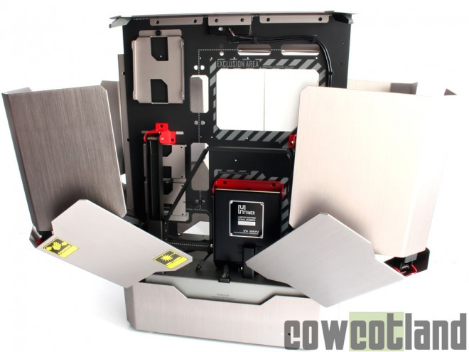 cowcotland test boitier in win h-tower