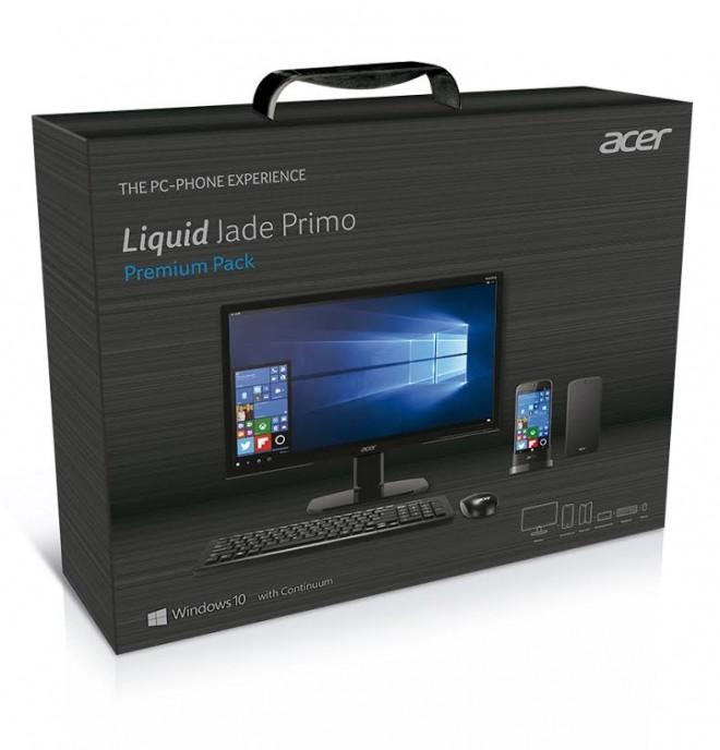 Le Liquid Jade Primo d'Acer bientôt disponible, avec sa station et en pack complet - Téléphones Portables