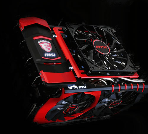 super pont sli msi
