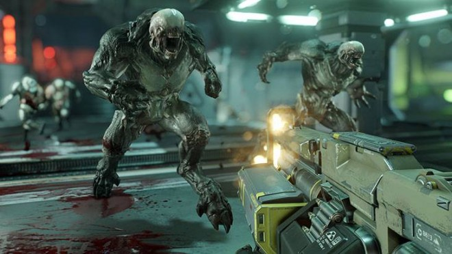 beta doom offre prolongation 24 heures pc xbox one ps4