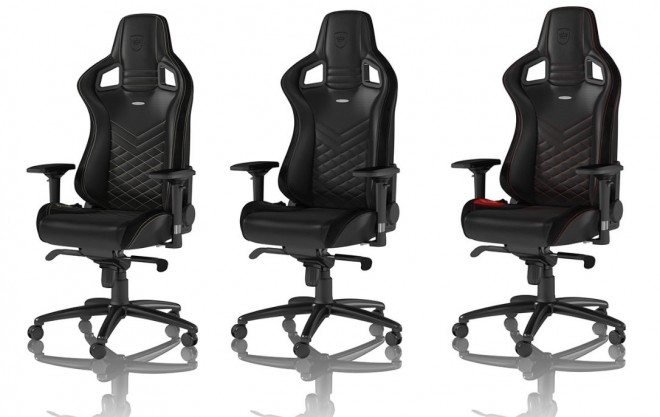 noblechairs fauteuils gaming cuir veritable