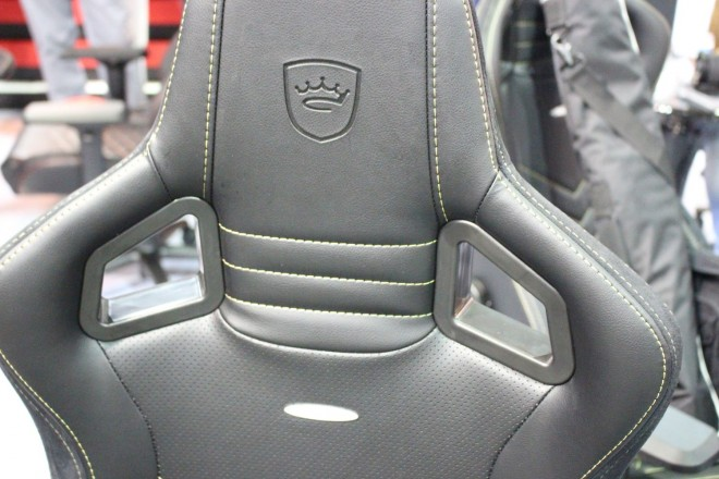 computex 2016 noblechairs expose jolis sieges