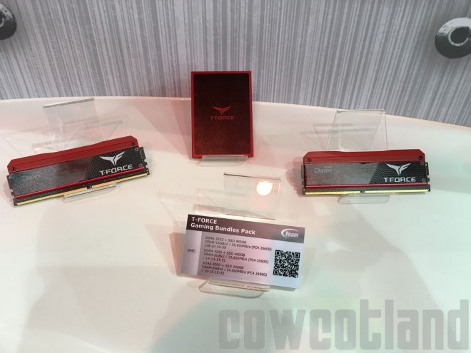 computex 2016 teamgoup bundle tforce chouettes kits ddr4
