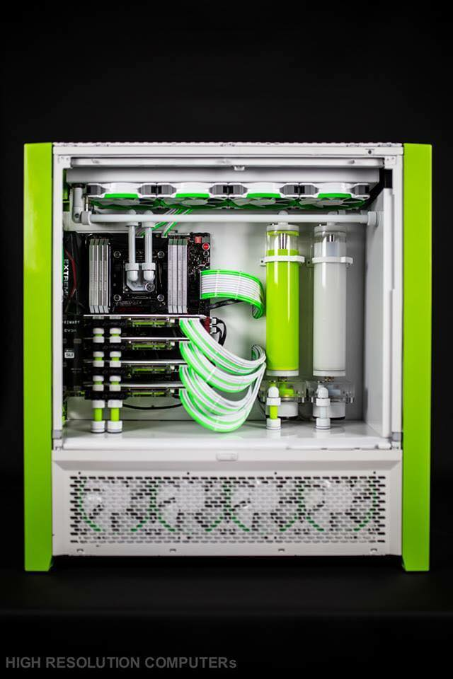 900d green white jolie integration couleurs peps
