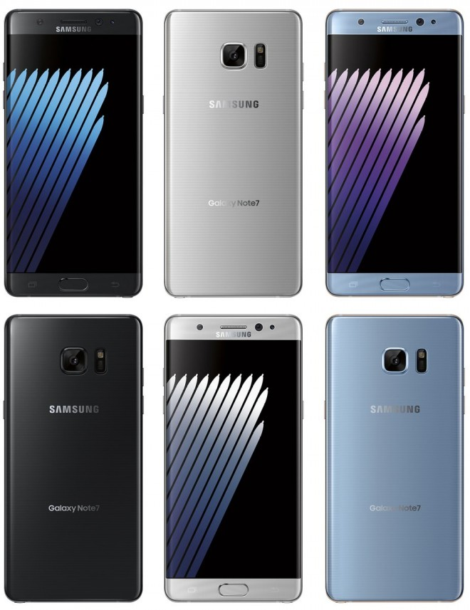 futur samsung galaxy note 7 montre images