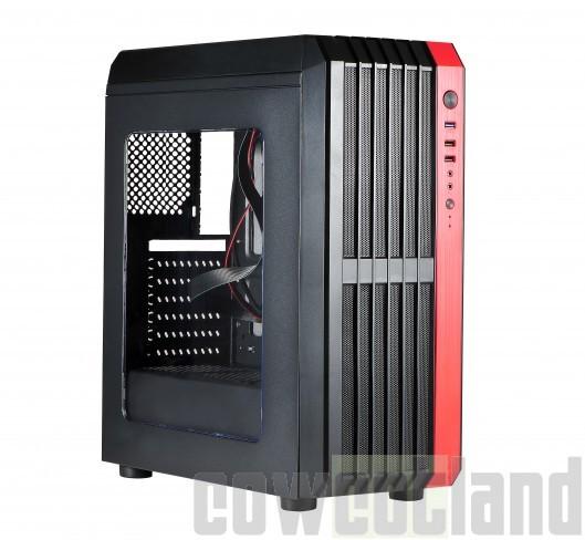 x2 rindja un nouveau boitier pour le joueur noir et rouge bo tiers racks. Black Bedroom Furniture Sets. Home Design Ideas