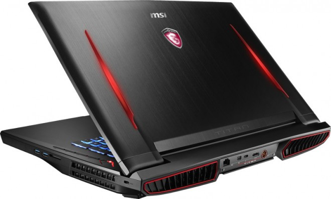 le titan est de retour pc portable gamer msi gt73vr titan portable gamer. Black Bedroom Furniture Sets. Home Design Ideas