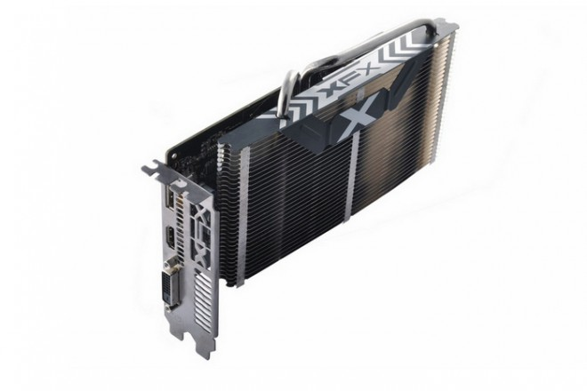xfx carte graphique rx 460 fanless