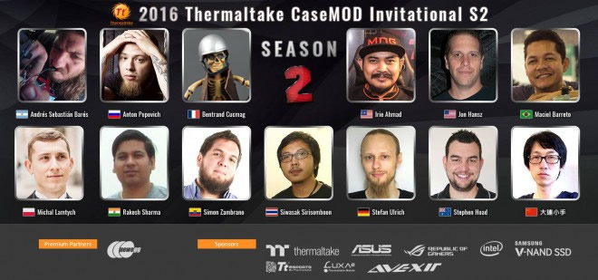 maj thermaltake casemod invitational season xray selectionne assistant cucmag