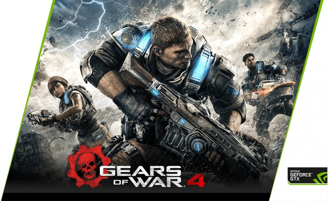 Gears of War 4 est gold