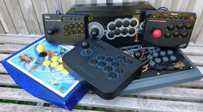 quels sont les meilleurs sticks arcade du moment accessoires. Black Bedroom Furniture Sets. Home Design Ideas