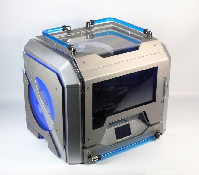 Sassanou la d couverte de la nouvelle imprimante 3d de - Imprimante 3d dremel ...