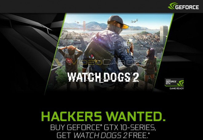 nvidia-bundle watch-dogs-2 gtx-1070-1080