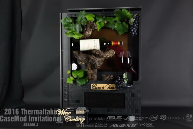 thermaltake casemod invitational season mod xray cucmag