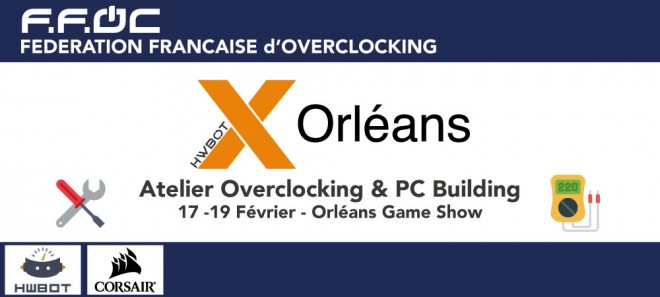atelier overclocking build week-end orleans ffoc hwbot
