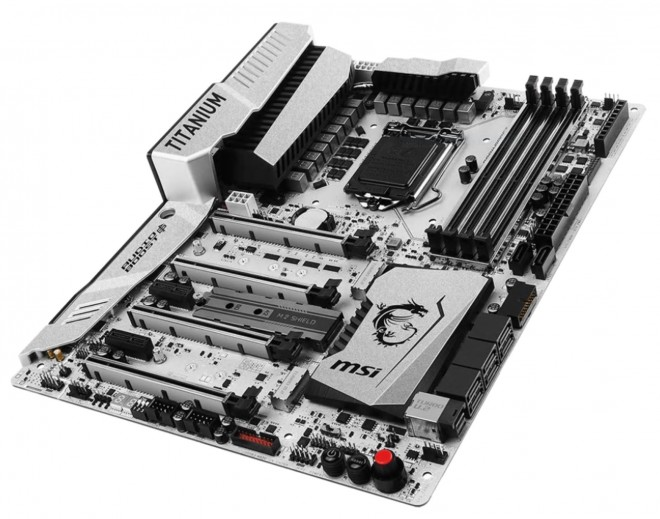 carte-mere msi z270-mpower-gaming-titanium intel