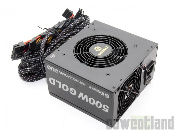 cowcotland test alimentation enermax revolution duo watts