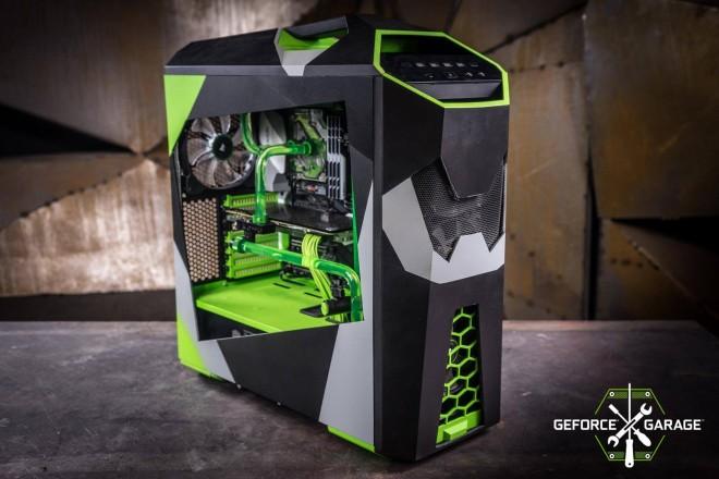 MOD GeForce Garage AORUS : 100 % NVIDIA